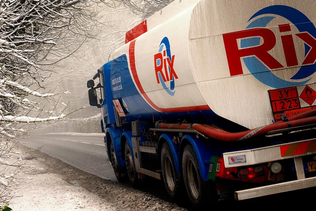 Factors, such as bad weather and heavy snow, affect heating oil prices.