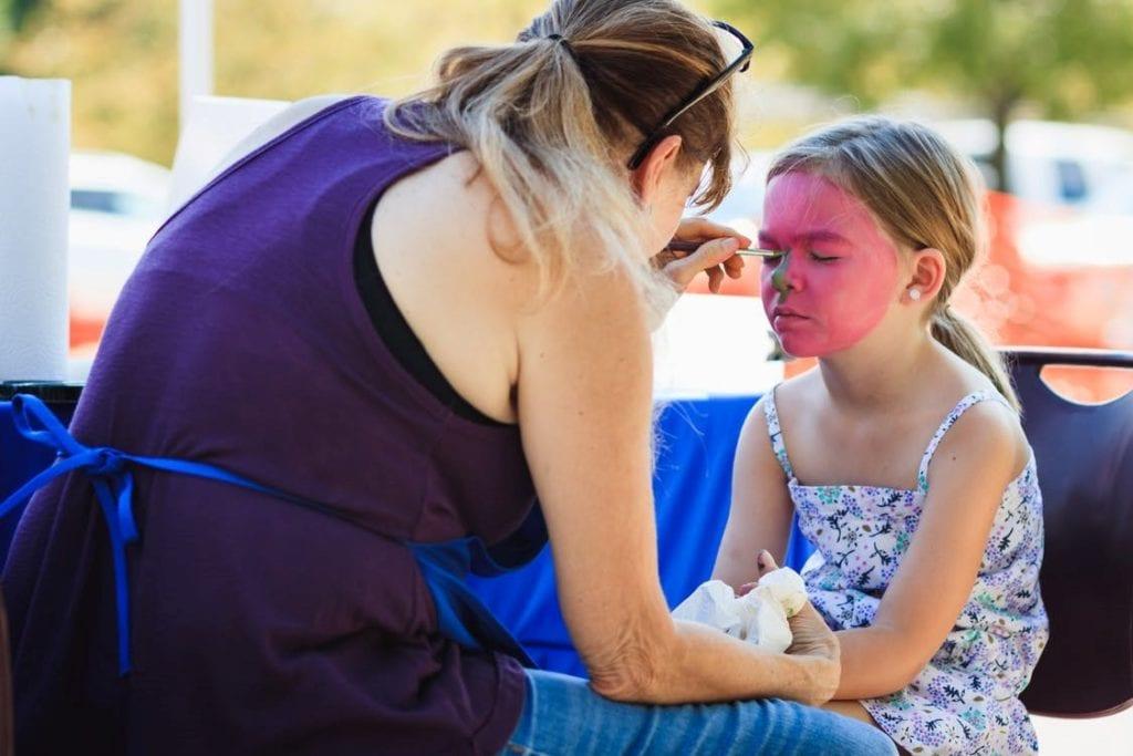 Rix-pavillion-face-paint-kids