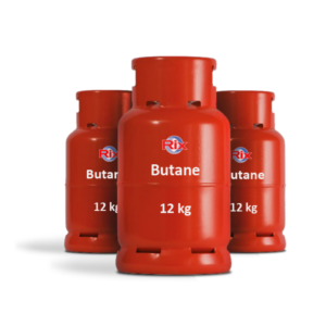 Propane and Butane